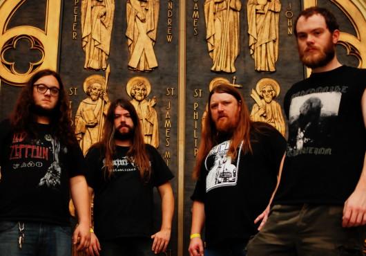 Pallbearer Band Photo