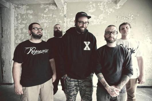 The Acacia Strain Band Photo