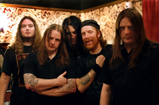 At The Gates Band Photo