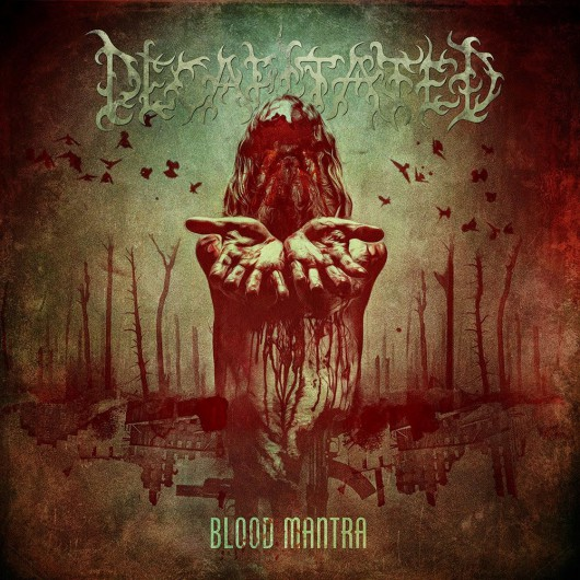 Dacapitated Blood Mantra Album Cover