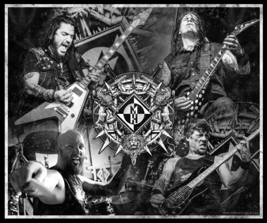 Machine Head New Band Photo 2014