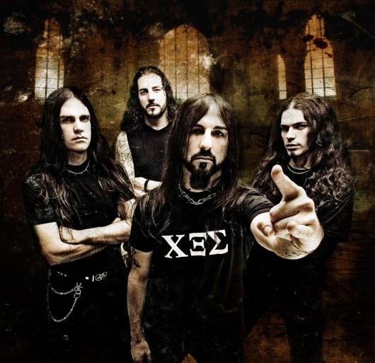 Rotting Christ Band Photo