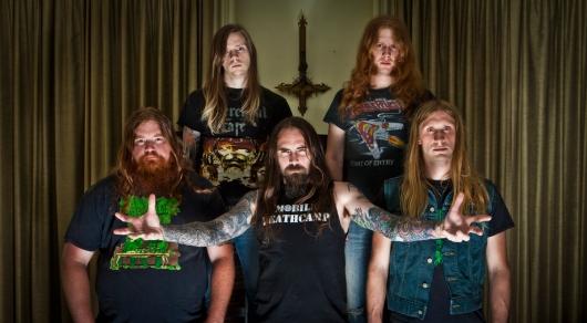 Skeletonwitch Band Photo