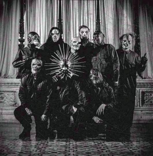 Slipknot New Masks 2014