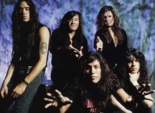 Testament Band Photo