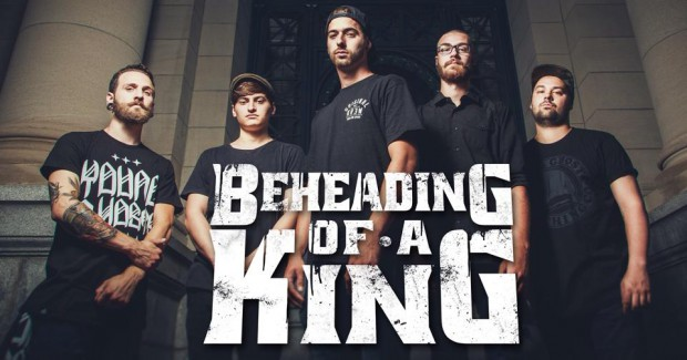 Beheading of a King Band Photo