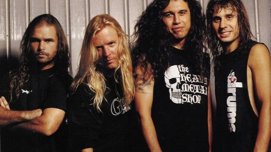 Slayer Classic Lineup