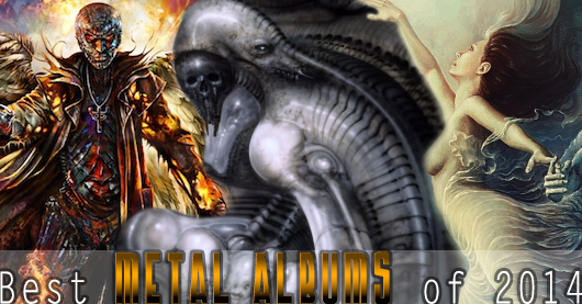 Best Metal Albums of 2014