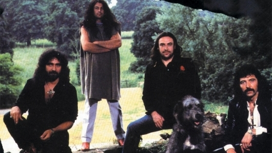 Black Sabbath Born Again Era Band Photo