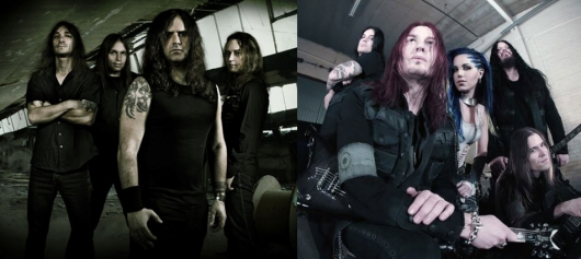 Kreator and Arch Enemy