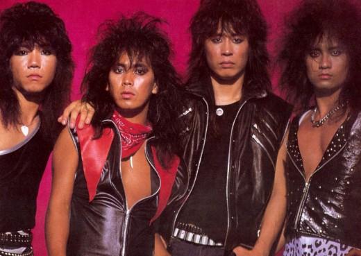 Loudness Band Photo