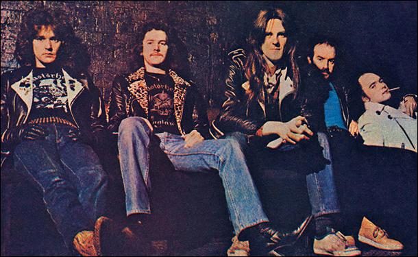 Saxon Band Photo