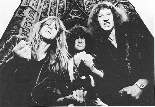 Angelwitch Band Photo