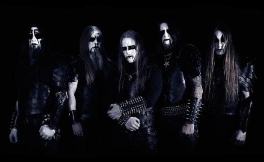 Dark Funeral Band Photo 2014