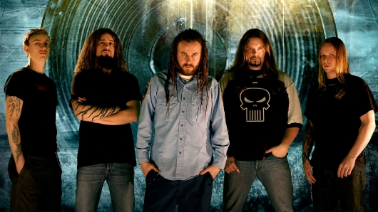In Flames Band Photo