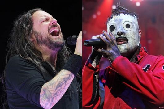 Korn & Slipknot Prepare for Hell Tour