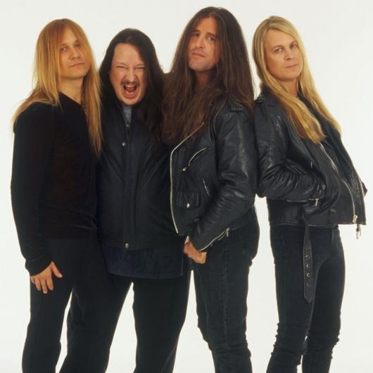 Savatage Band Photo