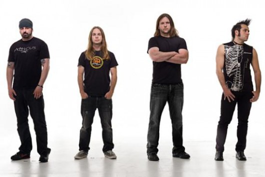 Unearth Band Photo