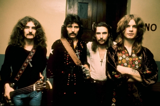 Black Sabbath Band Photo