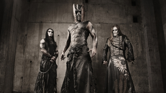 Behemoth Band Photo 2014