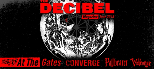 Decibel Magazine Tour Poster