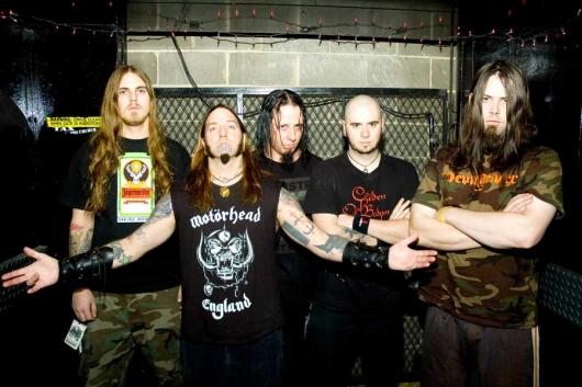 Devildriver Band Photo