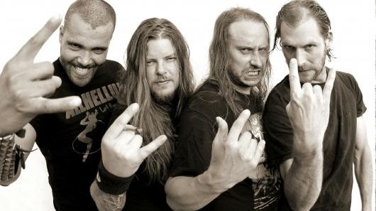 Entombed Band Photo