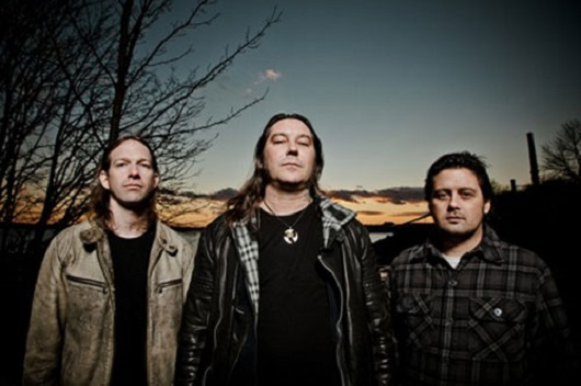 High On Fire Band Photo