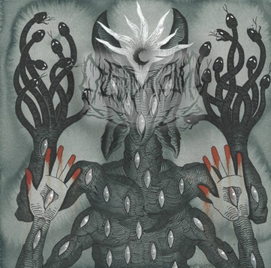 Leviathan Scar Sighted Album Cover