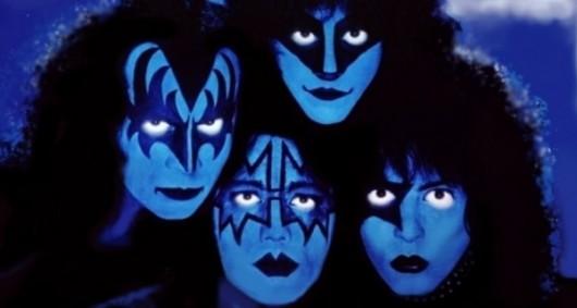Kiss Creatures of the Night Album Cover