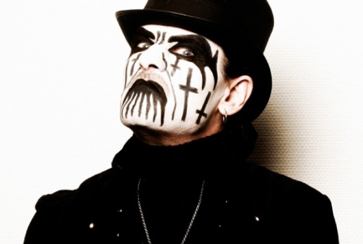 King Diamond Headshot